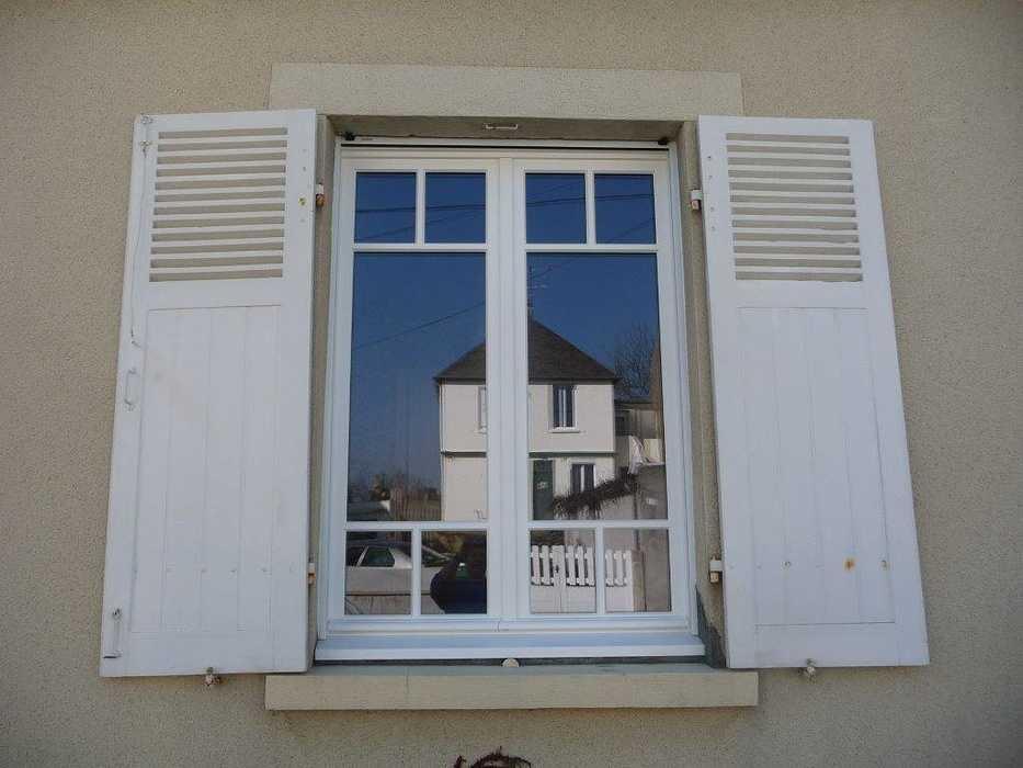 Réalisation fenêtre bois 0