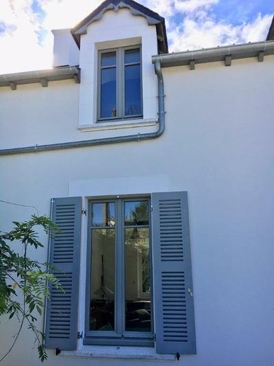 Réalisation de plusieurs fenêtres sur mesure en bois