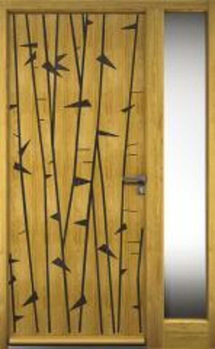 Porte Bambou 0
