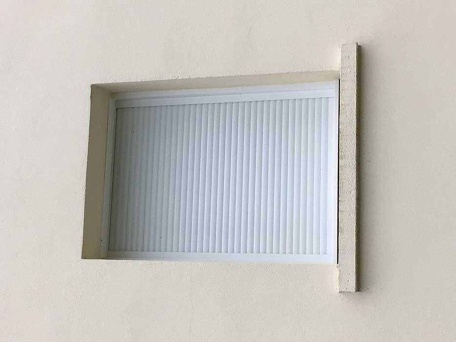 Réalisation d''une fenêtre PVC 1 vantail, oscillo-battante avec volet roulant 0