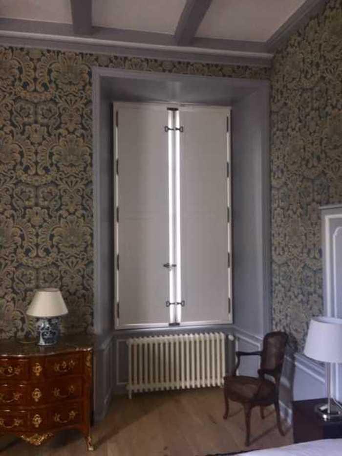 Rénovation fenêtres bois château classé aux monuments historiques - Quimper img7952