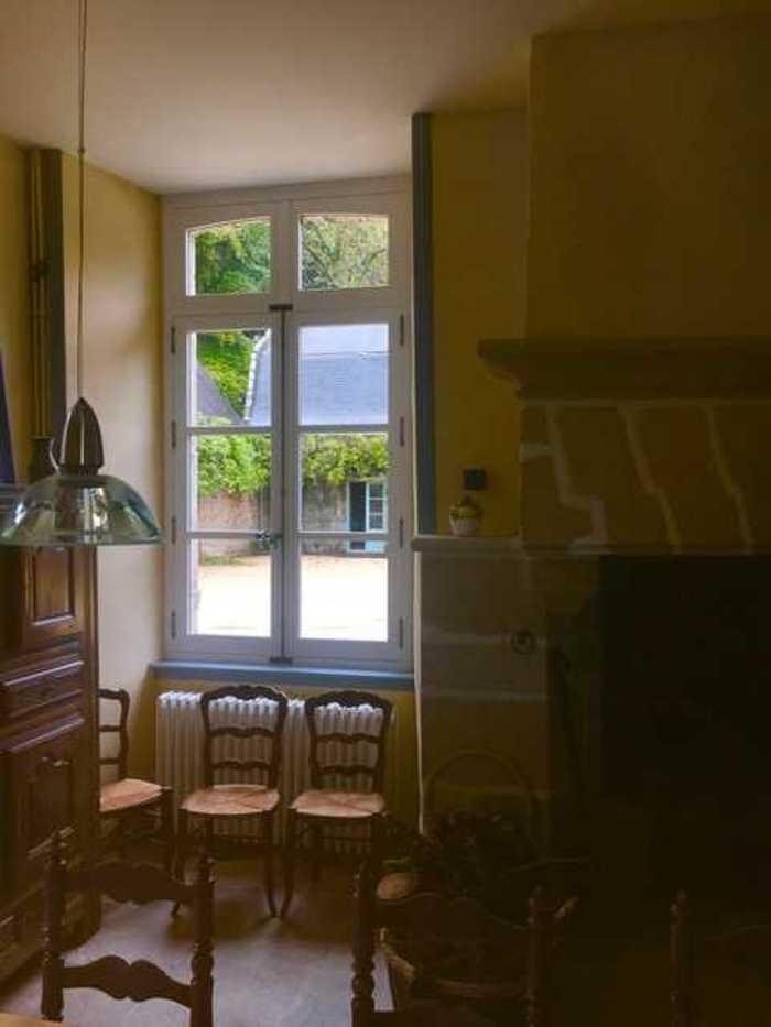 Rénovation fenêtres bois château classé aux monuments historiques - Quimper img9669