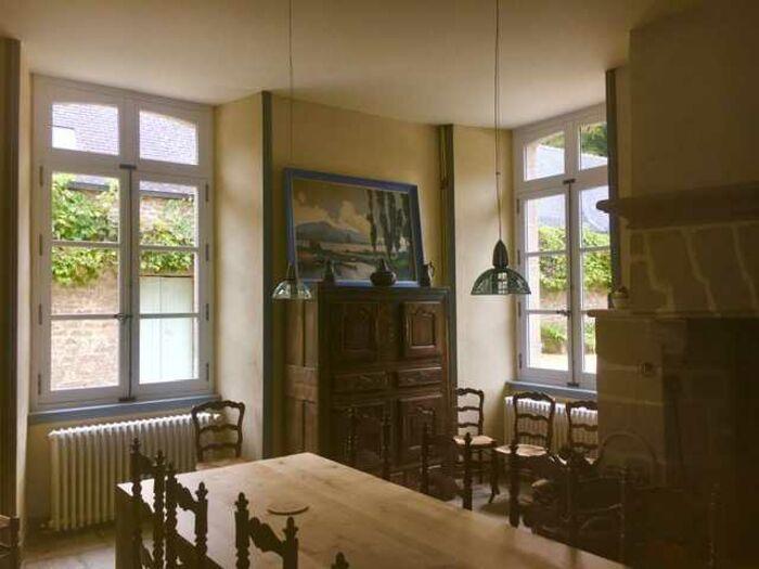 Rénovation fenêtres bois château classé aux monuments historiques - Quimper img9671