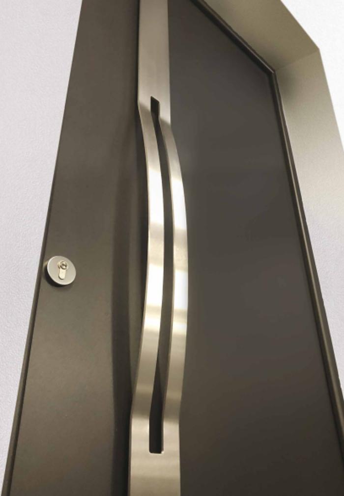 Des portes d''entrée au design avant-gardiste 0