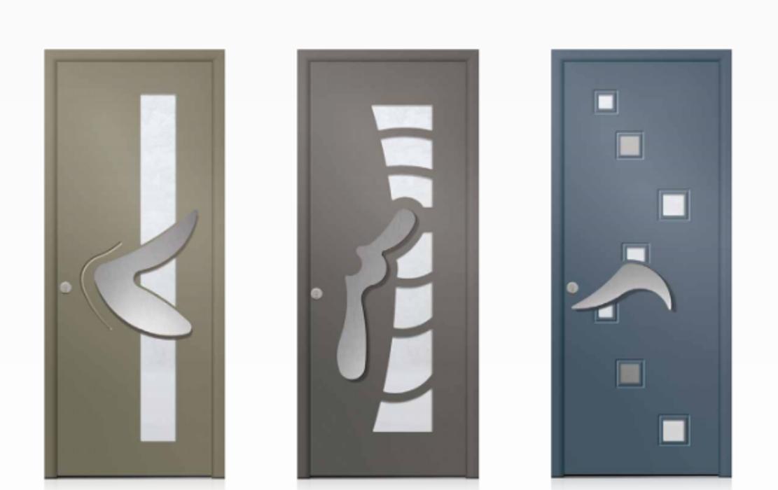 Sublimez votre porte d''entrée : des poignées ultra-design poignees1