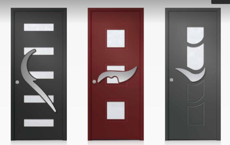 Sublimez votre porte d''entrée : des poignées ultra-design poignees2