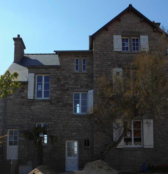 Rénovation fenêtres bois cintrées - ouverture à la française 22